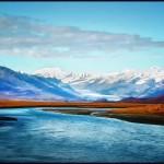 Alaska Range, (no   ) , Ak