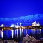 Marine terminal Trans-Alaska Pipeline (no    ) Valdez, Ak