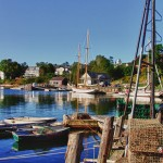 Rockport Harbor (no19), Me