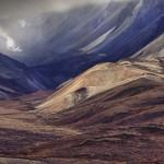 Alaska Range (no    ), Ak
