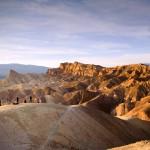 Zabriskie Point, no1, Death Valley NP, Ca