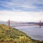 Golden Gate & SF, Ca