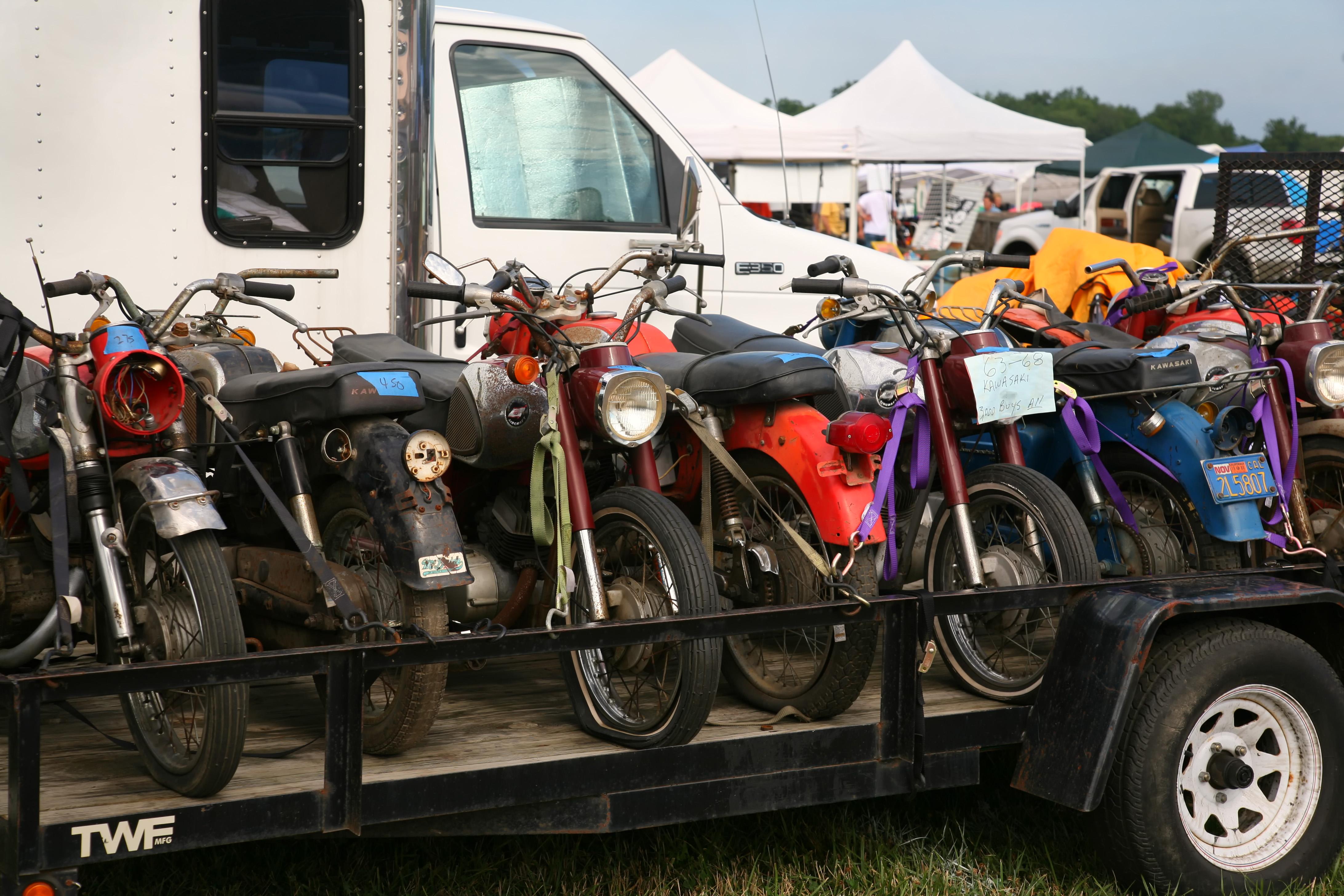 Mid ohio vintage motorcycle think