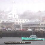 Camden Harbor (no62) , Me